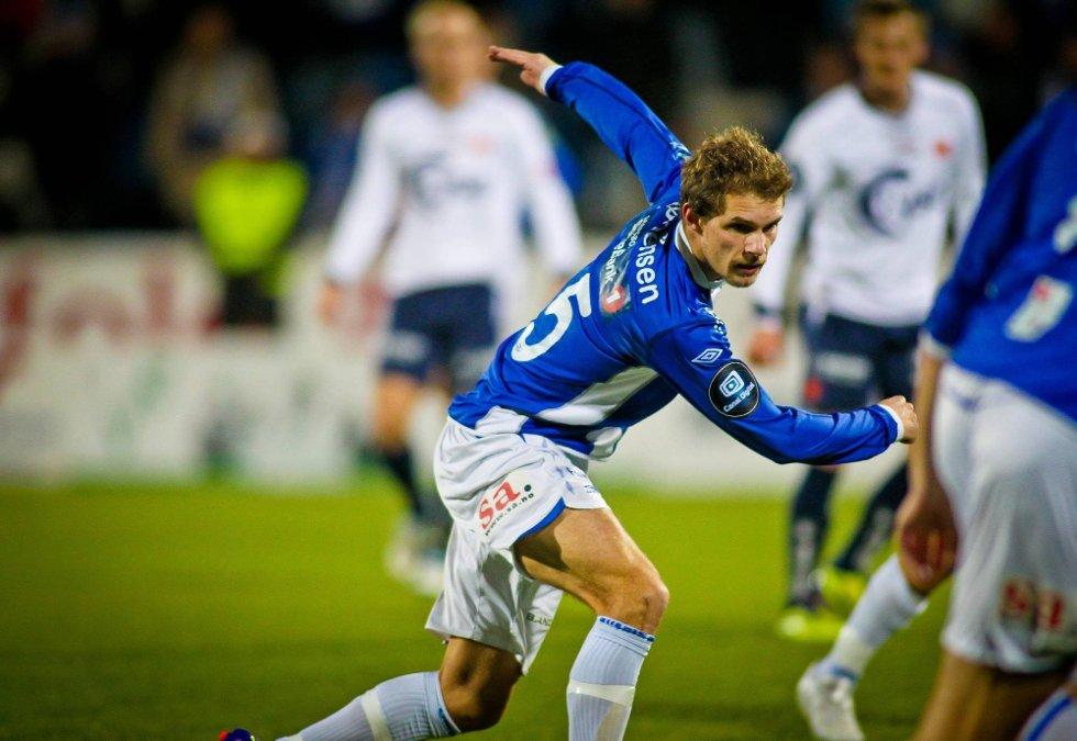 PÅ U23 FOR NORGE: Joackim Jørgensen er blitt hentet inn til mandagens U23 landskamp mot Wales. (Foto: Thomas Andersen)