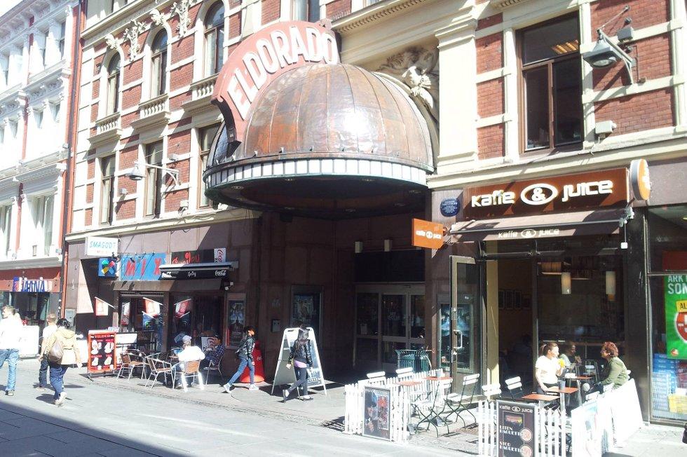 Eldorado er blant Oslo-kinoene.