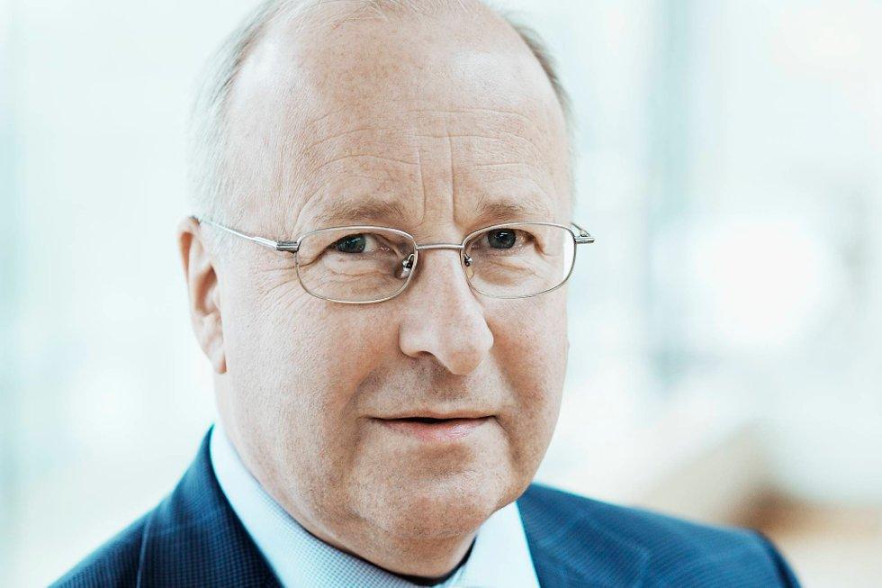 Direktør i NHO Service, Petter Furulund.