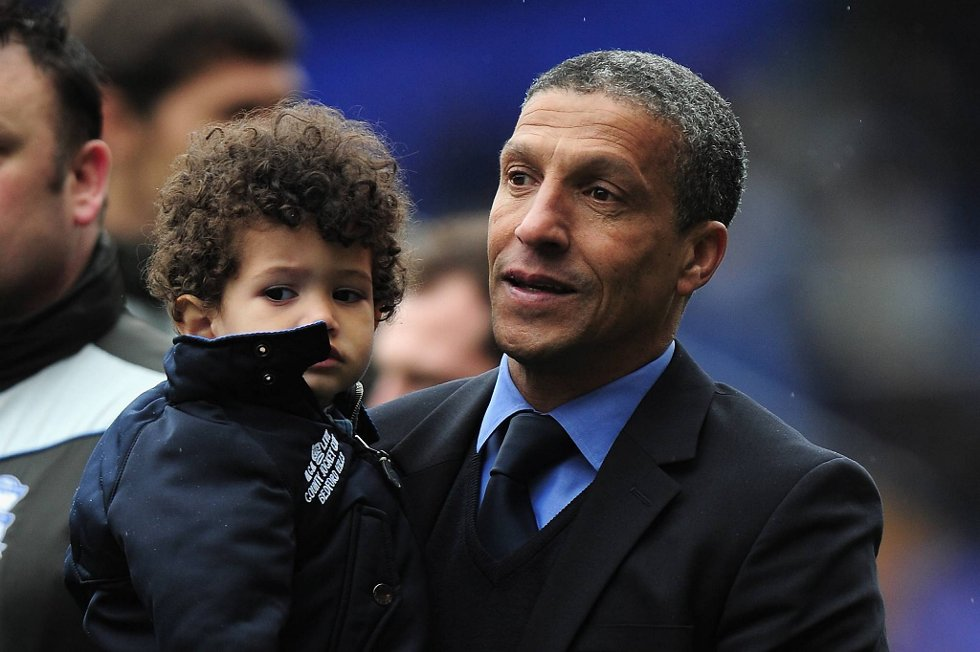Chris Hughton blir Norwich' nye manager.