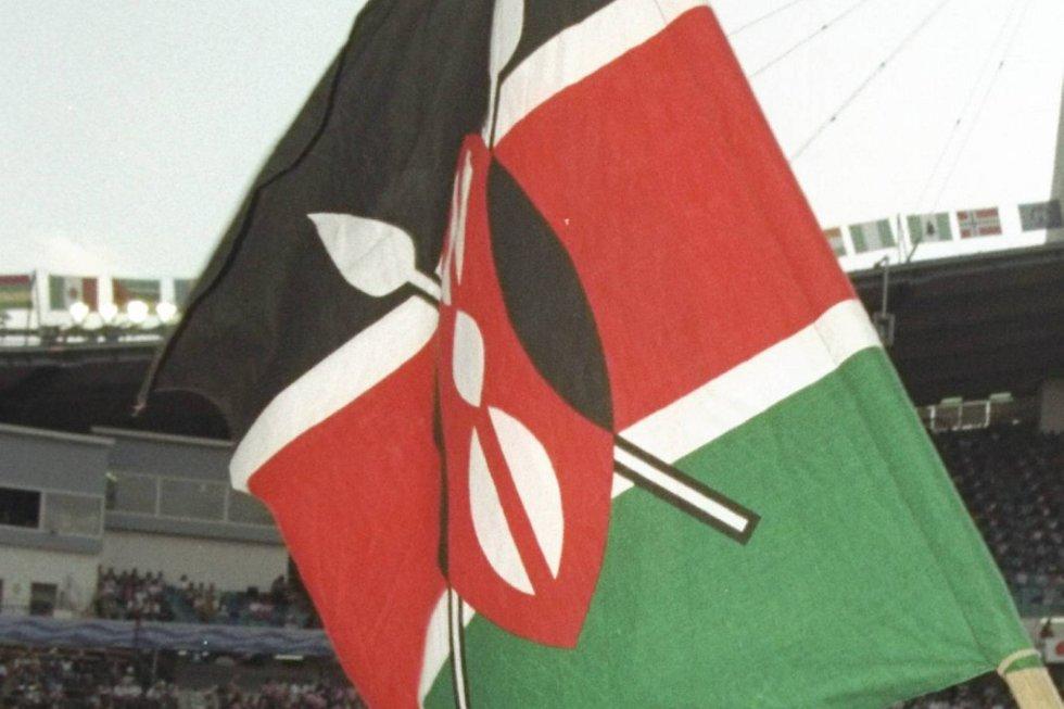 Kenyas sikkerhetsminister George Saitoti og hans viseminister omkom i helikopterstyrt i nærheten av Nairobi.