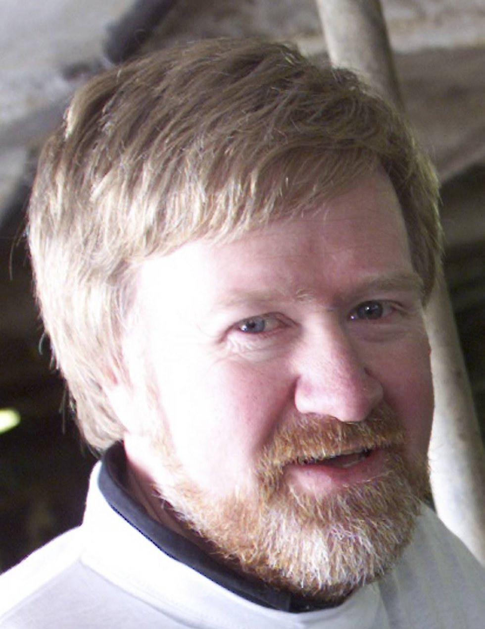 Thorvald Haarberg (Arkivfoto)
