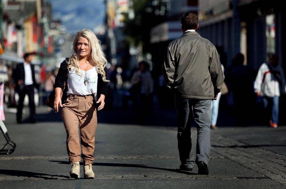 SPs unge stjerne Sandra Borch (23) har fått føle på janteloven.