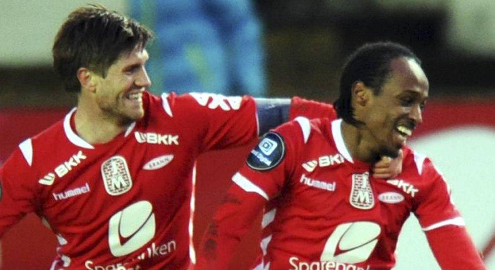 Erik Mjelde og Amin Askar har begge giftet seg i fotballferien.