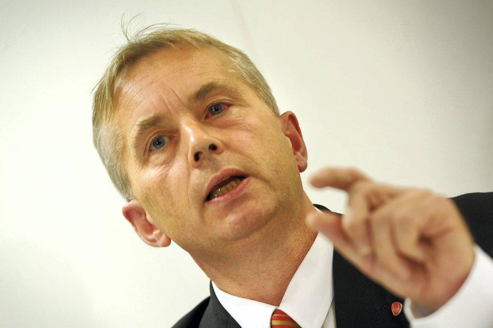 Tidligere justisminister Knut Storberget.
