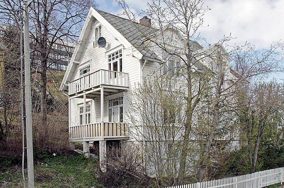 Dette huset ble taksert til 3,48 millioner, men ble solgt for 4,5 millioner.
