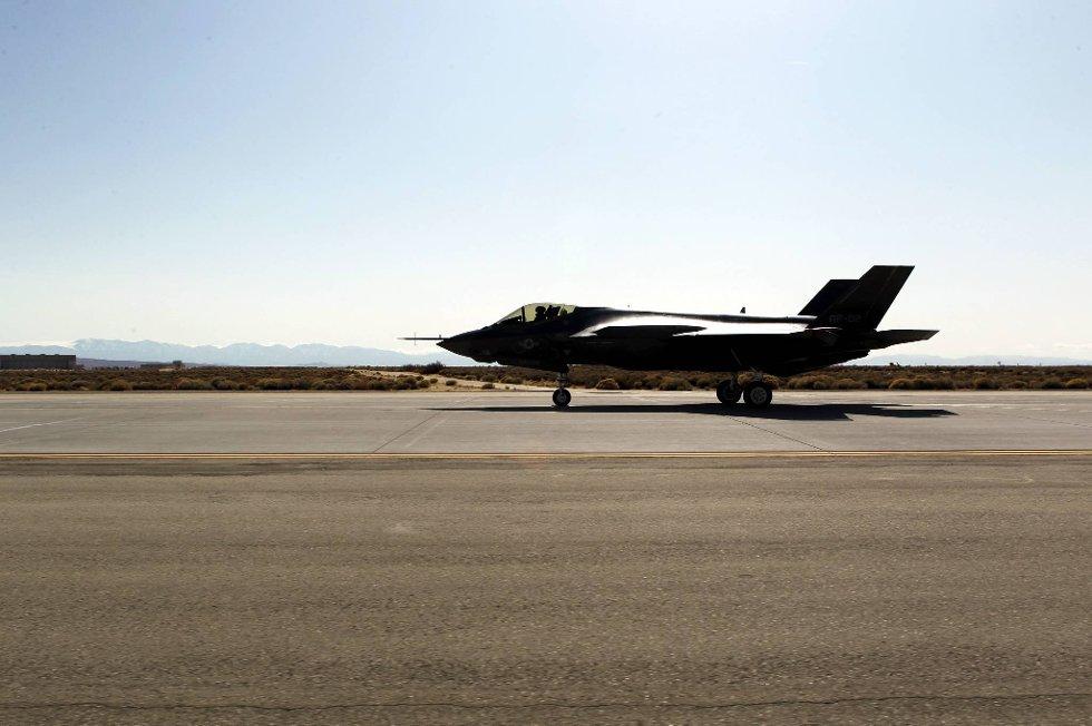 USA vil ha Kongsberg Gruppens missil JSM i F-35-kampflyene.