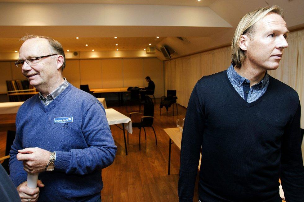 FORSIKRER SEG: LSK-ledelsen vil eliminere muligheten for at skaderisiko skulle bli et argument målt opp mot økonomisk tap i saken rundt Björn Bergmann Sigurdarsog en eventuell overgang.