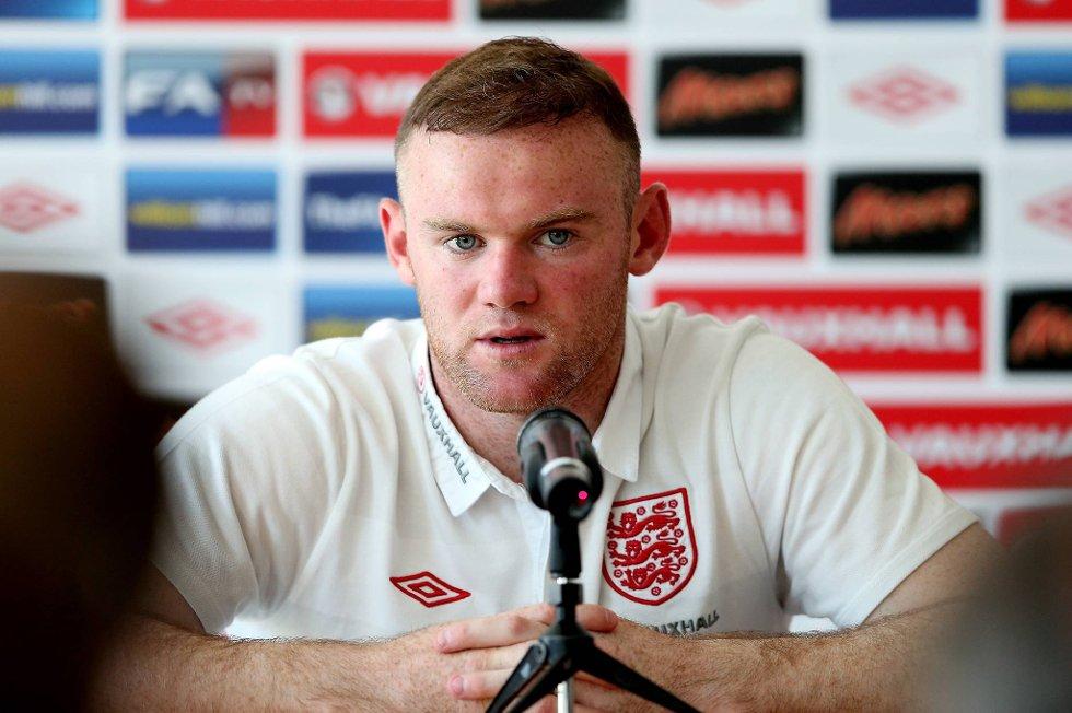 Wayne Rooney håper å sende England til kvartfinalen.