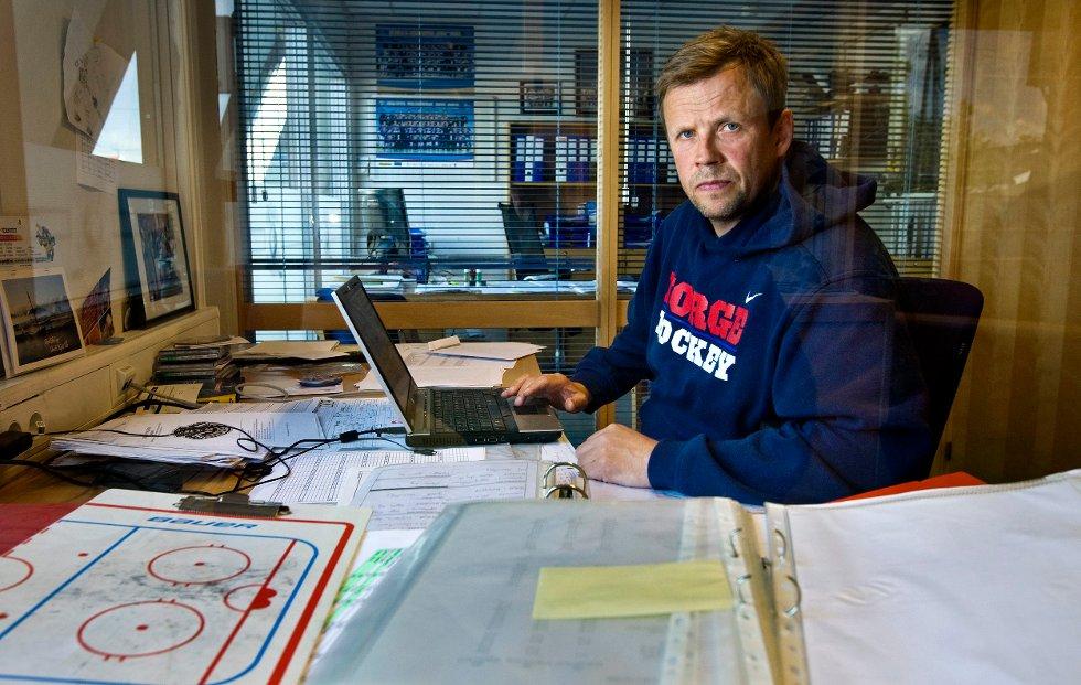 Sjur Robert Nilsen har fått en rekke nye utfordringer når han nå har sagt ja til sportssjefsstillingen i klubben for den kommende sesongen.