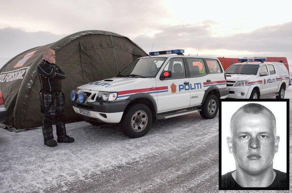 FUNNET: Politiet i Øst-Finnmark bekrefter at de har funnet savnede Harald Antonsen (36).