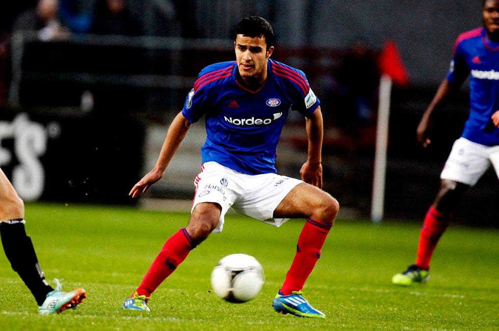 Harmeet Singh kan ende opp i Feyenoord.