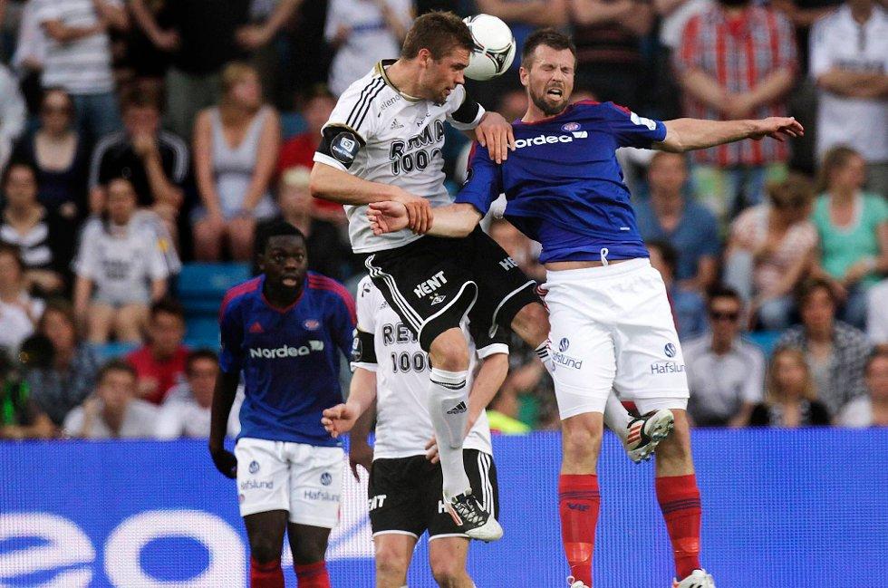 Både Rosenborg og Vålerenga får bot etter tribunestyr.