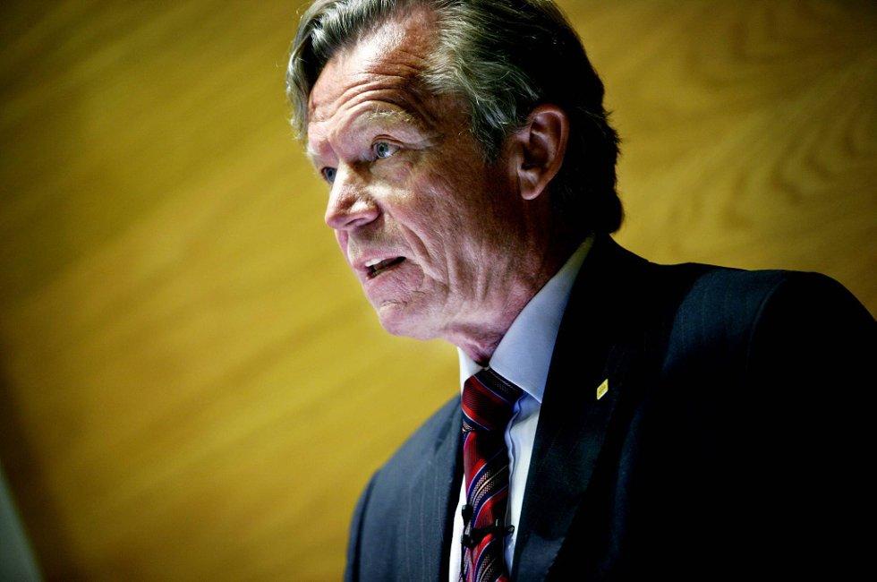 Tidligere konsernsjef i Yara, Thorleif Enger, avviser at det var korrupsjon i Yara under hans tid.