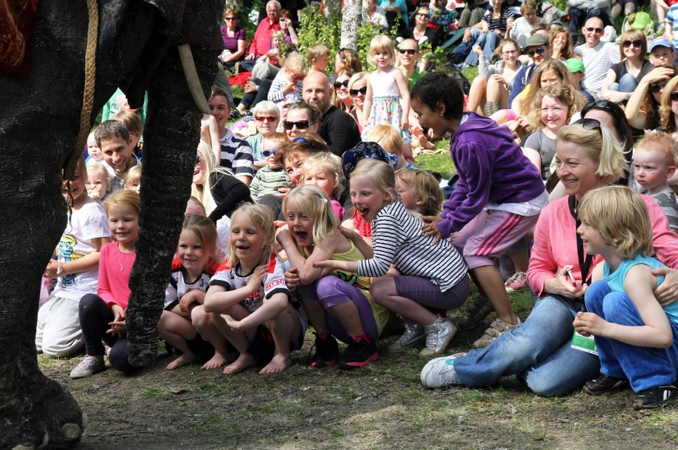 Årets Festspill ble en formidabel publikumssuksess.