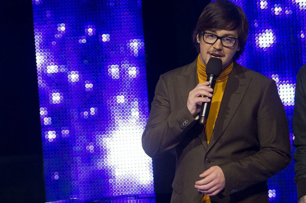NYTT STJERNESKUDD: Martin Halla fra Aurskog gikk tidligere i år til topps i sangkonkurransen «The Voice», og hadde Magne Furuholmen som sin mentor.
