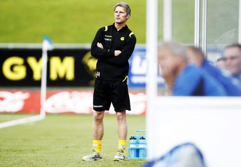 Ingenting går av seg selv. Cato Hansen ber samtlige om å være skjerpet når Ranheim inntar Aspmyra på søndag.