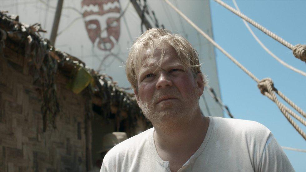 Kon-Tiki                 Foto/Copyright: Carl Christian Raabe / Nordisk Film Distribusjon AS                 Nordisk Film / VFX ved Fido                 Nordisk Film / VFX ved Important Looking Pirates                  *** Local Caption *** (Foto: )