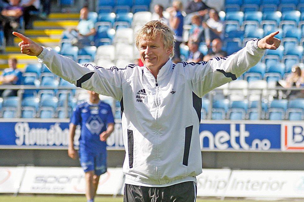 Steffen Iversen.