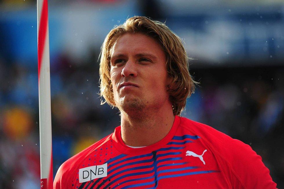 Andreas Thorkildsen måtte kaste inn håndkleet midt i spydfinalen i EM og har slitt med en strekk i låret de siste 14 dagene.