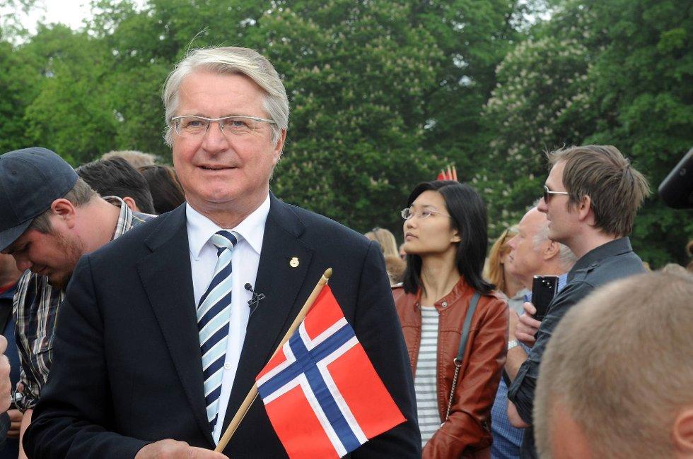 Ordfører Fabian Stang liker ikke at Oslo blir framstilt som Skaninavias krimhovedstad.