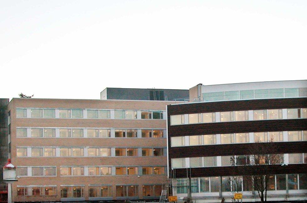 Direktoratet for samfunnssikkerhet og beredskap ligger på Kaldnes.