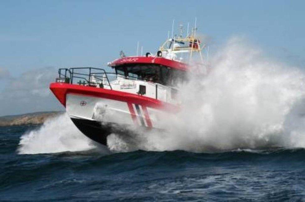 Redningsskøyta Horn Flyer hjelper båtførere som har gått på grunn til tross for bruk av GPS.