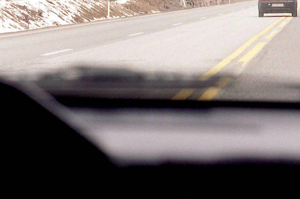 Up jaktet mannen i åtte mil. (Illustrasjonsfoto)
