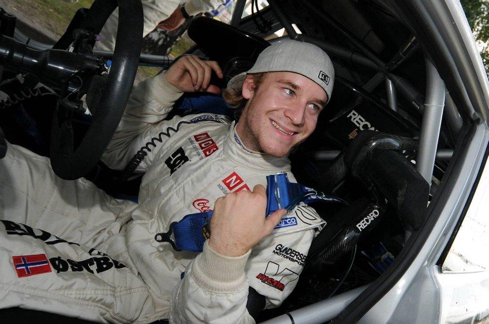 Mads Østberg er klar for å kjøre rally igjen.