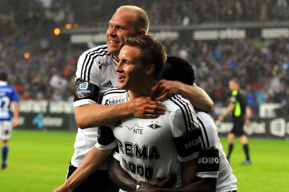 Jonas Svensson og Mikael Dorsin kommer til å gjøre alt for at RBK tar seg videre til neste runde av Europaligaen.