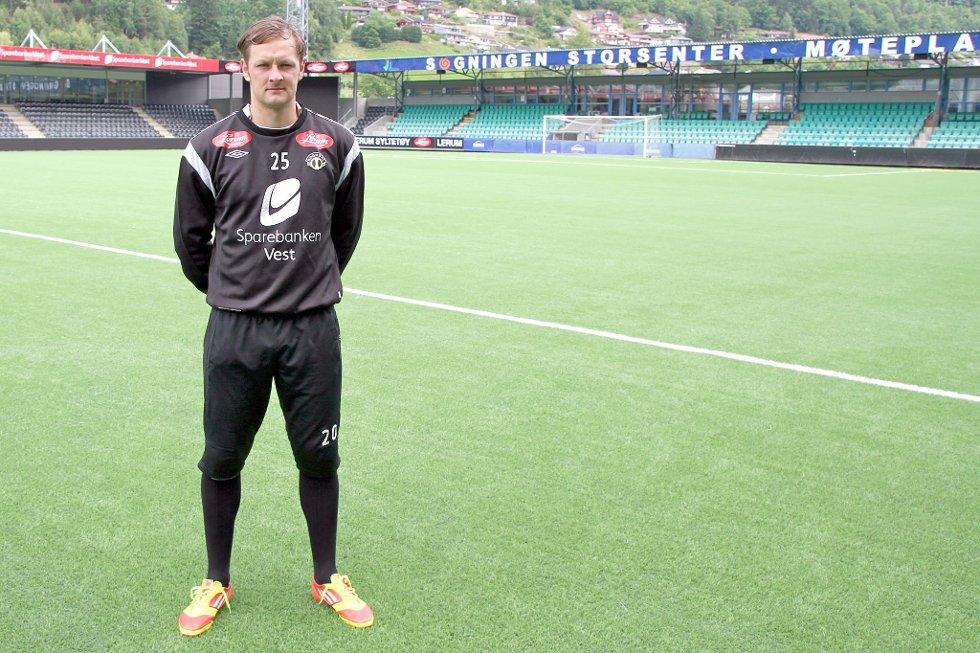 Alexander Ødegaard får ikkje kontrakt med Sogndal no.