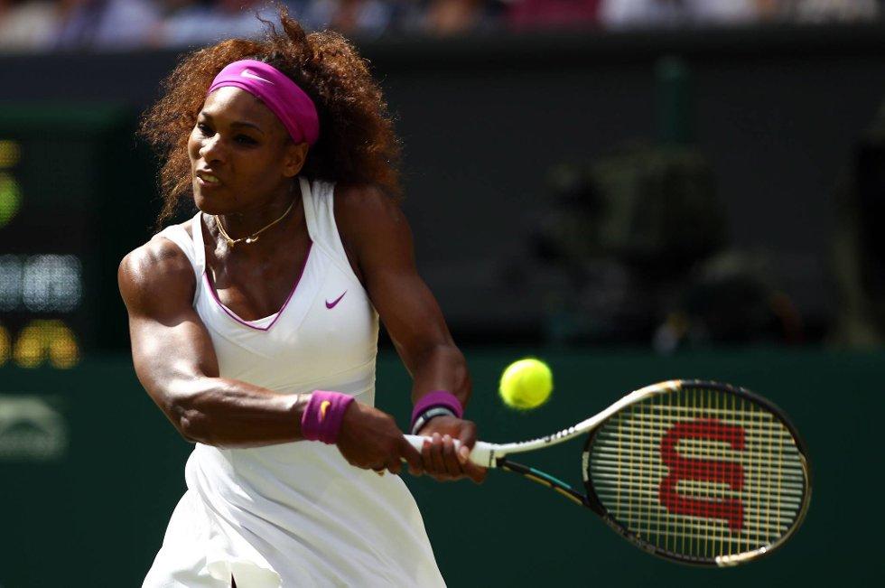 Ryggplager skal ikke stoppe Serena Williams i OL.