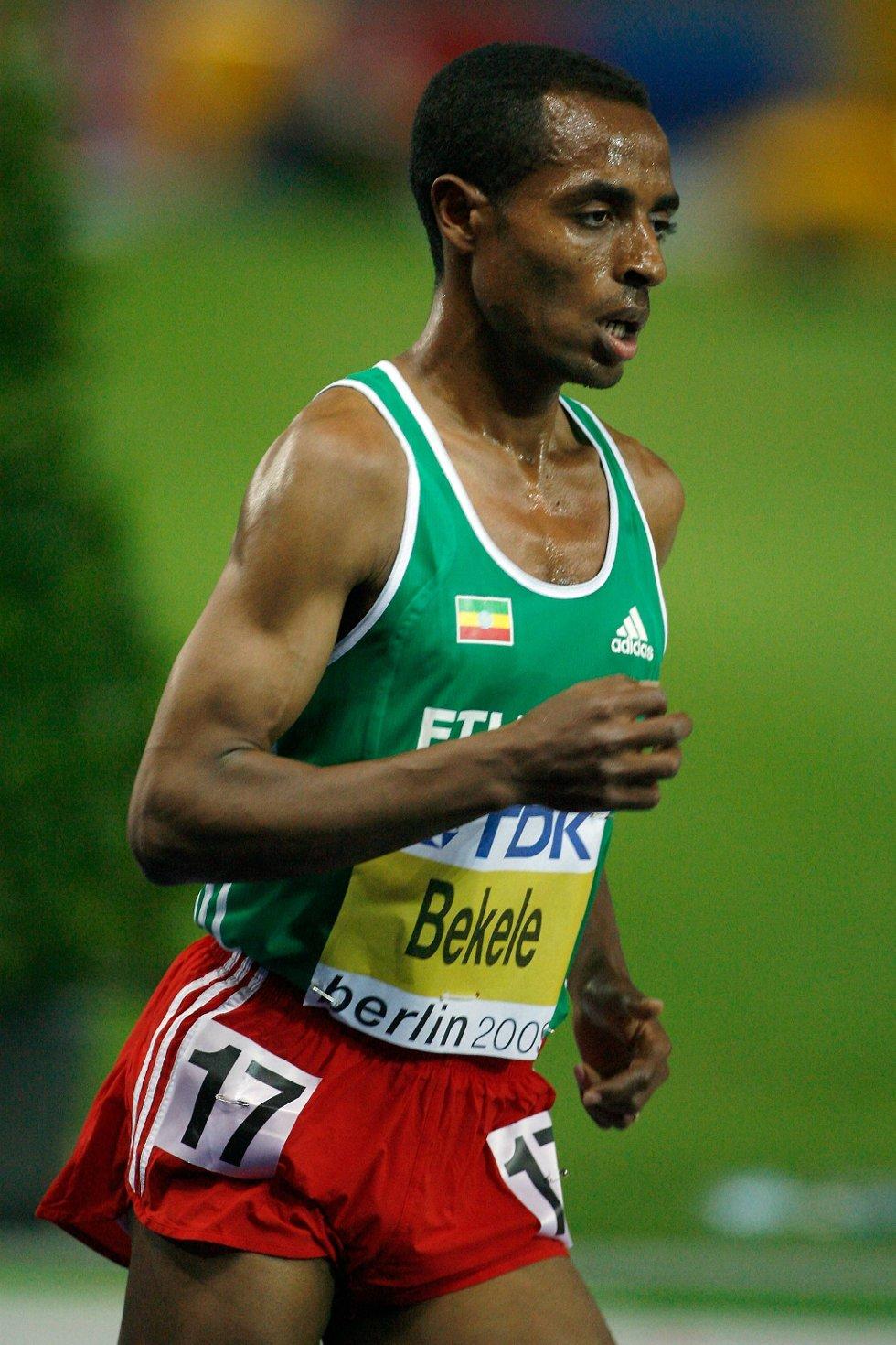 Kenenisa Bekele er verdensrekord-grossist.
