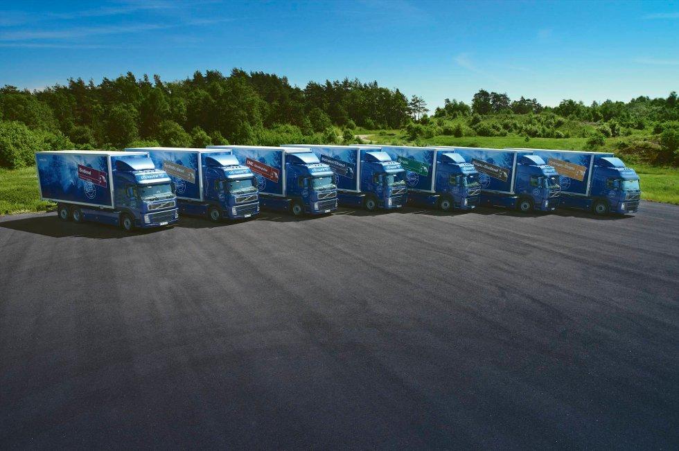 AB Volvo, som produserer lastebiler og andre store kjøretøy, hadde et resultat før skatt på 6,76 milliarder svenske kroner i andre kvartal i år.