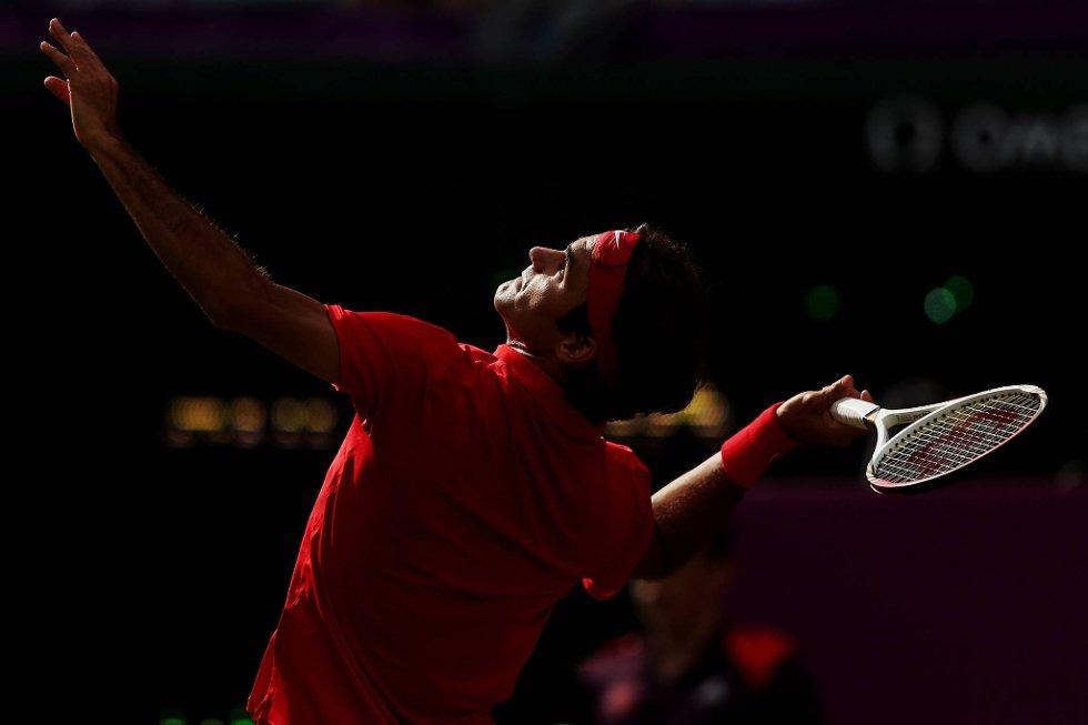Roger Federer. (Foto: Clive Brunskill, Getty Images/All Over Press/ANB)