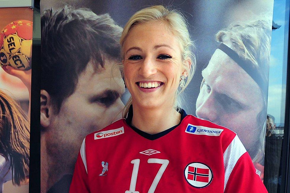 Linn Jørum Sulland.