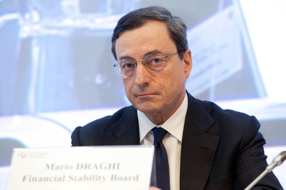 ESBs president Mario Draghi har noen nervepirrende dager i vente.