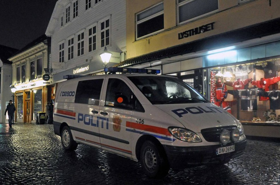En ungdomsgjeng herjet i Stavanger natt til fredag.