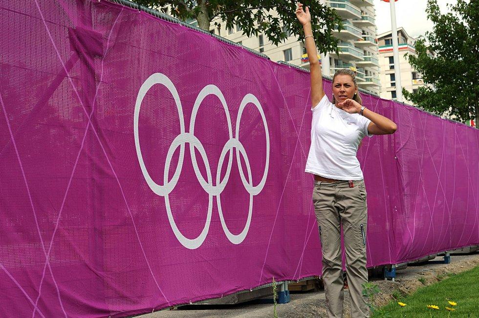 Tonje Angelsen tror hun må hoppe over to meter for å ta høydemedalje i OL.