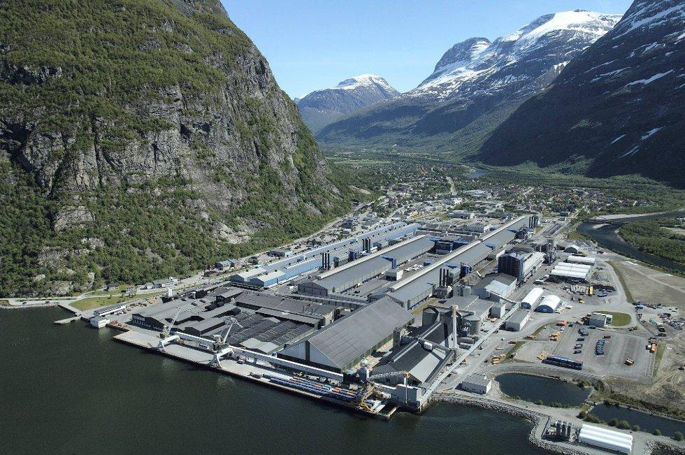 Hydroaksjen var vinneren på Oslo Børs i morgentimene i dag.