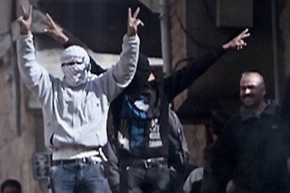 Opprørerne klorer seg fast i Aleppo.