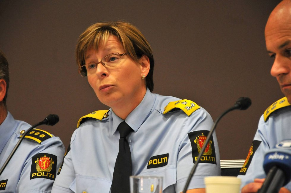 Politimester i Nordre Buskerud politidistrikt Sissel Hammer.