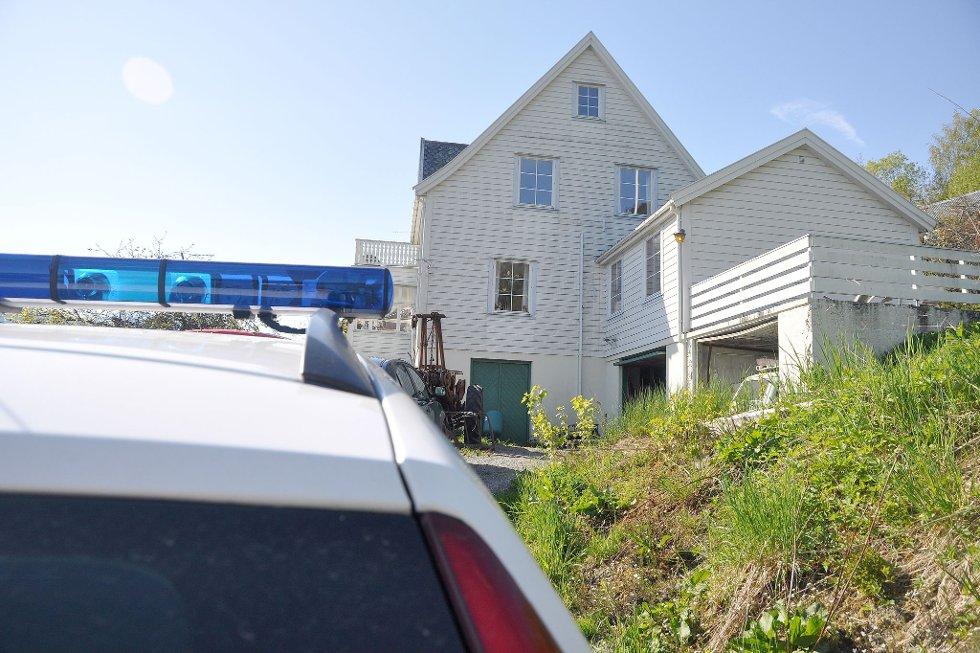 LITE KONKRET: Politiet hadde lite handfast å gå etter i etterforskinga av ranet av ein eldre mann.