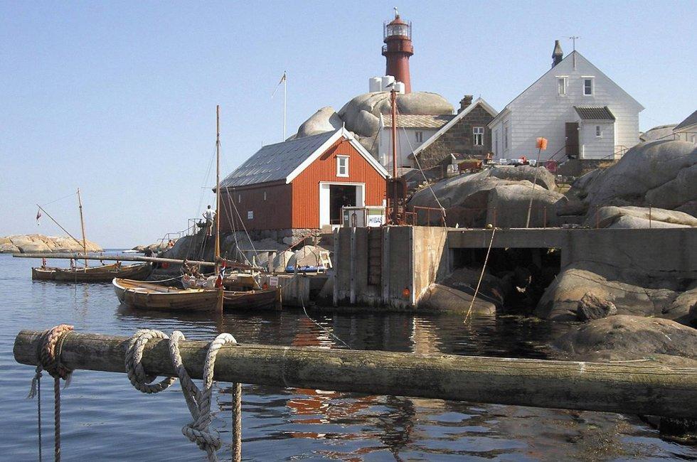 Hva med en billig overnastting i et fyrtårn? Svenner fyr i Vestfold er ett av fler fyr som tar i mot overnattingsgjester.