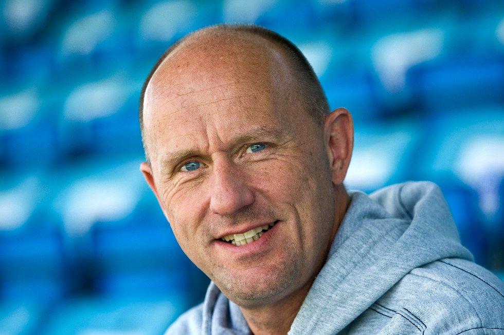 GIR SEG: Cato Haug gir seg som daglig leder i Sarpsborg 08 på nyåret. Han går tilbake til sin tidligere jobb.