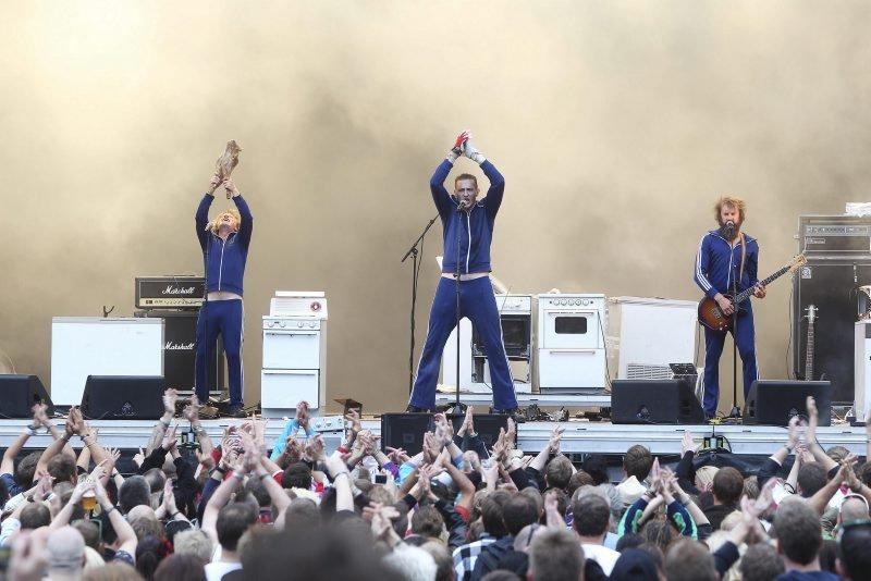 Hurra Torpedo, Parkenfestivalen (Foto: )