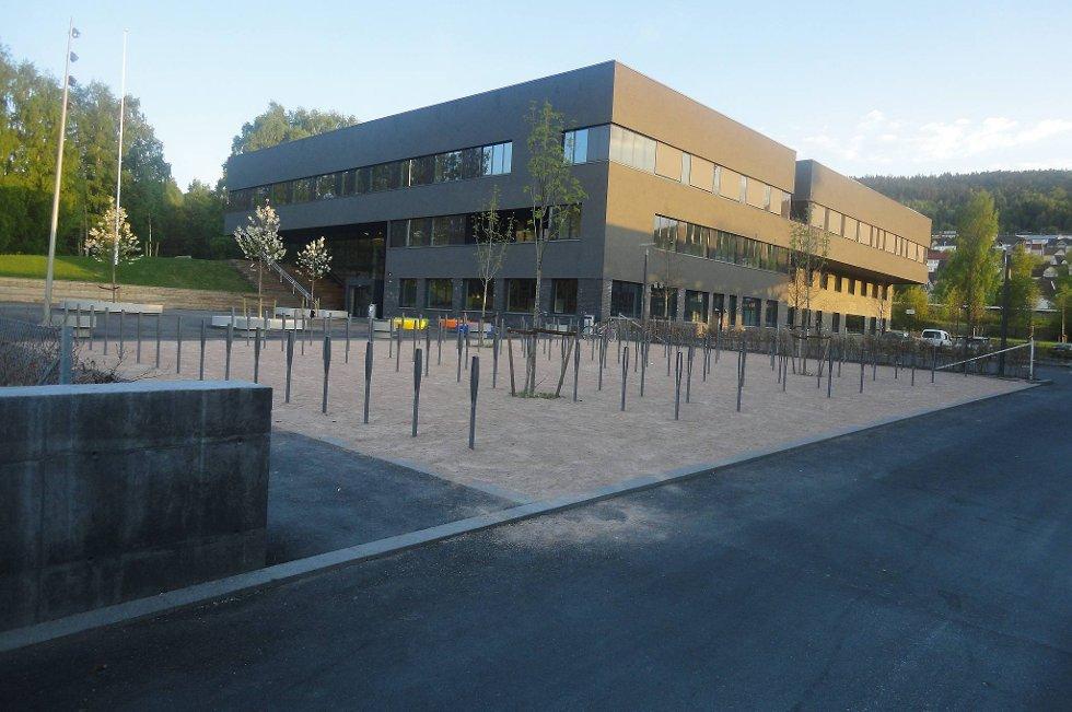Marienlyst ungdomsskole i Drammen.