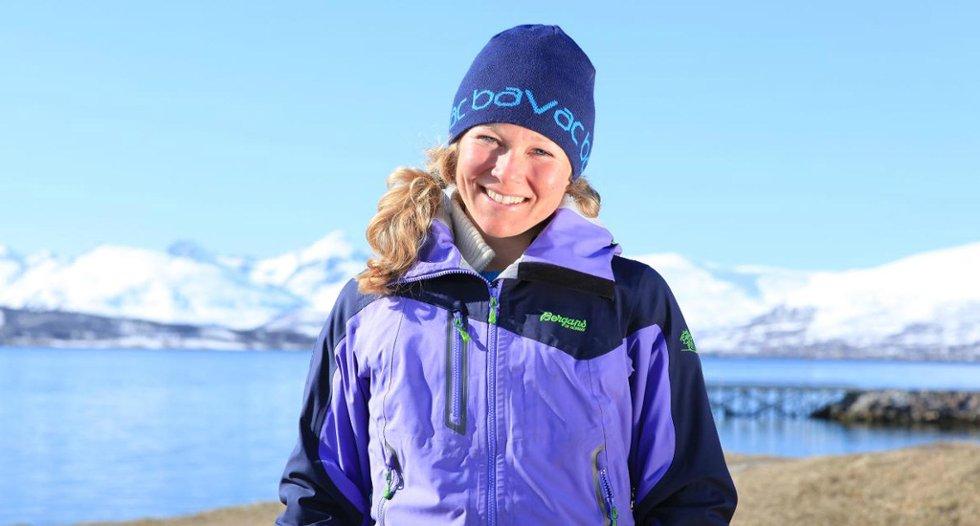 TØFF: Tannlegen fra Porsgrunn var en mange som møtte opp på Lindesnes i et forsøk på å kvalifisere seg til det som omtales som Norges tøffeste eventyr, og hun var en av syv jenter som kom gjennom nåløyet.
