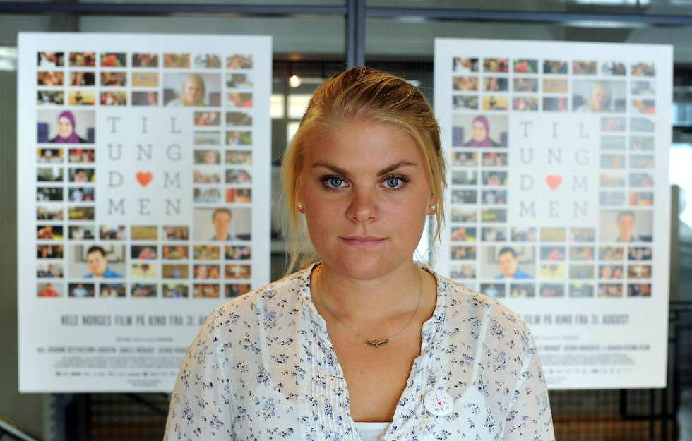 Johanne B. Lindheim  er med i filmen «Til ungdommen».
