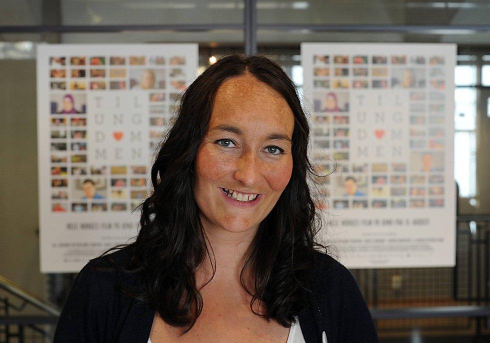 Regissør Kari Anne Moe har laget i filmen «Til ungdommen».